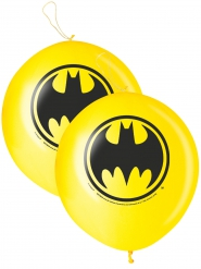 2 Palloni punching Batman™ 40 cm