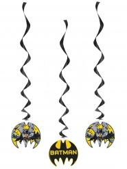 3 Decorazioni a spirale da appendere Batman™