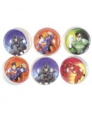 6 Palle rimbalzanti Justice League™