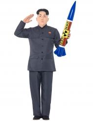 Costume da dittatore coreano per uomo