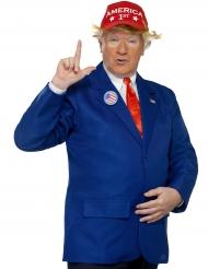 Costume da presidente americano per adulto