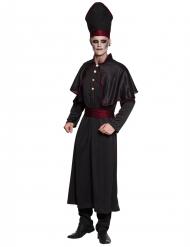 Costume da monaco della notte Halloween