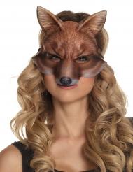 Maschera da volpe per adulto