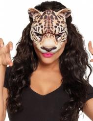 Maschera leopardo per adulti