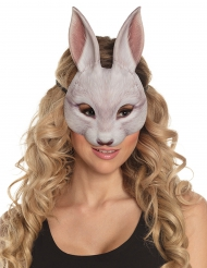 Maschera Coniglio per adulto