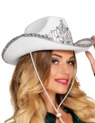 Cappello principessa cowgirl per donna