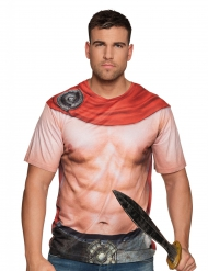 T-shirt gladiatore romano