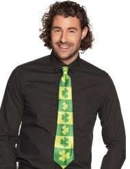 Cravatta trifogli San Patrizio adulto