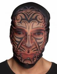 Maschera passamontagna tatuaggi