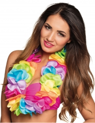 Collana Hawaii multicolore