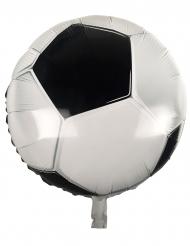 Palloncino in alluminio Calcio 45 cm