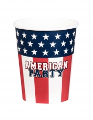 12 tovaglioli American Party 33 cm