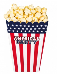 4 scatole Pop Corn American Party