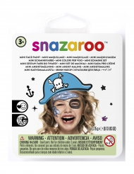 Mini Kit trucco da Pirata Snazaroo™