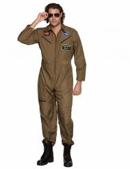 Costume pilota di caccia per uomo