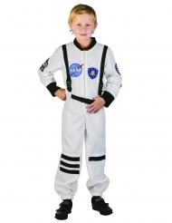 Costume astronauta bianco per bambino