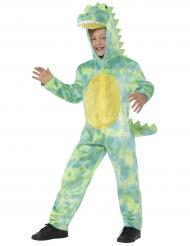 Costume da coccodrillo bambino