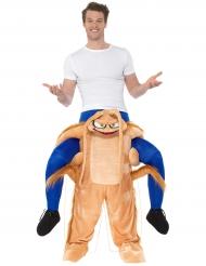 Costume uomo su scarafaggio adulto