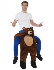 Costume uomo su orso per adulto
