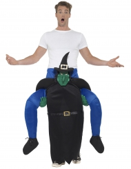 Costume carry me strega peradulto