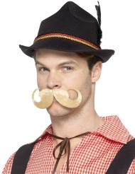 Cappello bavarese nero per adulto