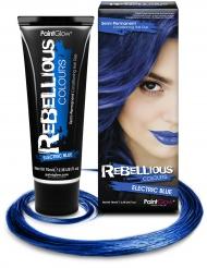 Colore semi permanente per capelli blu elettrico 70 ml