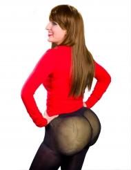 Sedere gigante finto per donna