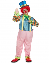 Costume da clown per adulto