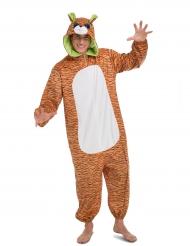 Costume da tigre per adulto