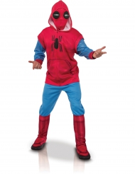 Costume deluxe Spiderman Homecoming™ Homemade Version per adulto