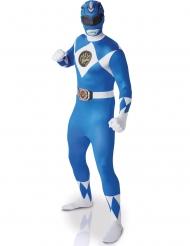 Costume Power Rangers™ Blu Seconda Pelle