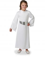 Costume classico principessa Leila Star Wars™ per bambina