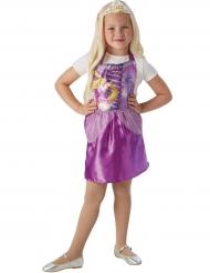Vestito e tiara Rapunzel™ bambina