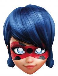 maschera di cartone Miraculous Lady Bug ™ per bambino