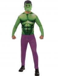 Costume da Hulk™ per adulto