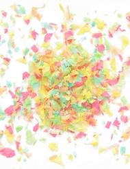 Mini sacchetto coriandoli di carta ignifuga colorata 20 gr