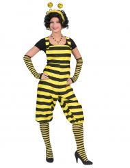 Costume da ape con salopette per adulto
