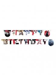 Image of Ghirlanda Happy Birthday Star Wars 8 Gli Ultimi Jedi™ 2 m