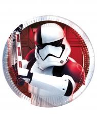 8 Piatti Piccoli Star Wars 8 Gli Ultimi Jedi™ 20 cm
