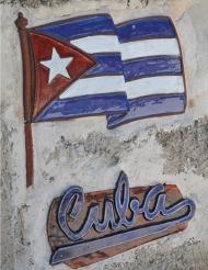 Decorazione da muro Cuba