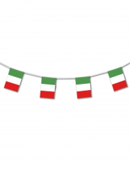 Ghirlanda in plastica Italia 5 m