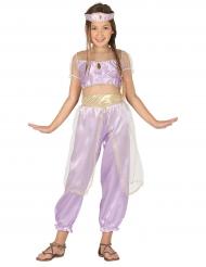Costume da principessa del deserto bambina
