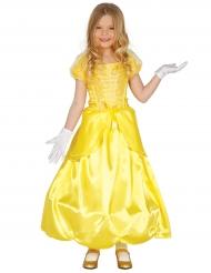 Costume da principessa incantata bambine