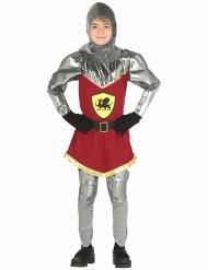 Costume da cavaliere dei draghi bambino