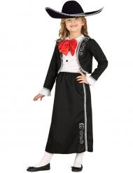 Costume messicano da bambina