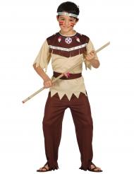 Costume indiano cherokee bambino