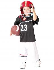 Costume da giocatore di football americano bambino