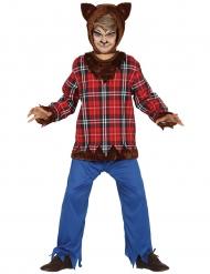 Costume da lupo mannarro per bambino