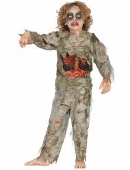 Costume da mummia zombie per bambino