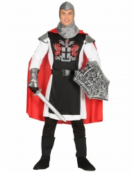 Costume da Maestro cavaliere per uomo